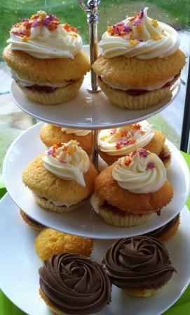 Gluten Free Sponge Cake Recipe