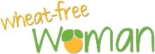 wheat free woman logo